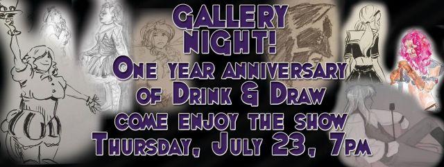 AFK Gallery Night